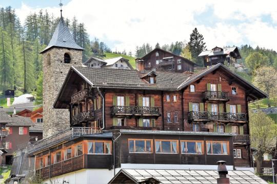Lodge aussen Sommer (c) Pavel Laurencik DSC_0364